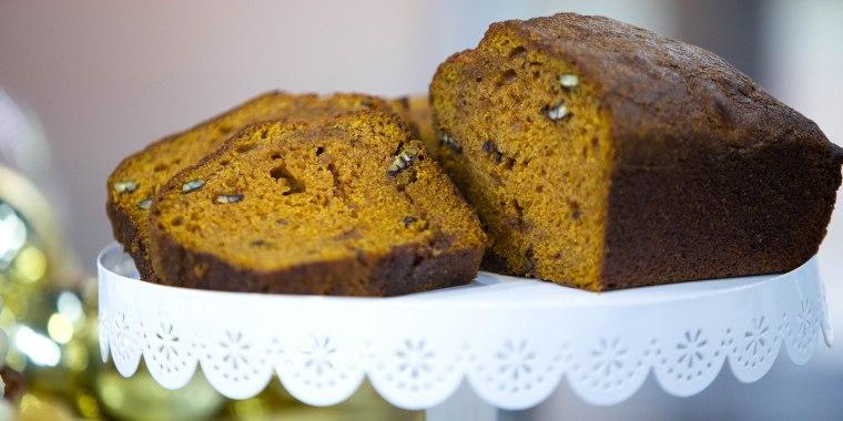 Gigi Butler's Banana Bread, Banana Bread Cupcakes, Pumpkin Bread