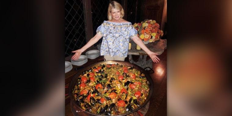 Martha Stewart's entertaining