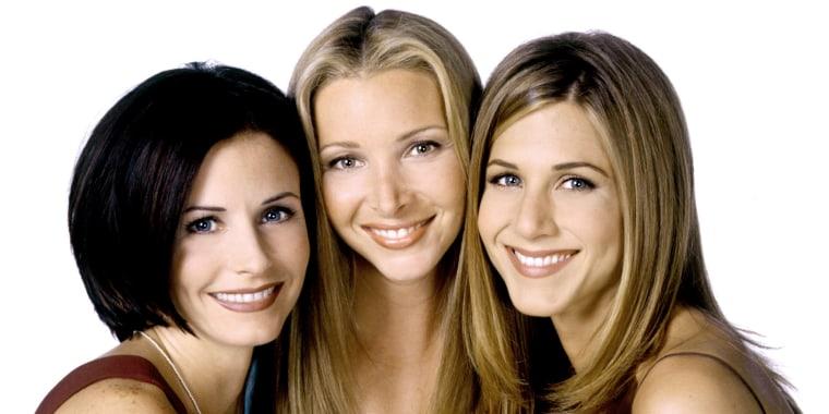 Jennifer Aniston Has An Idea For Friends Reboot A Remake Of Golden Girls