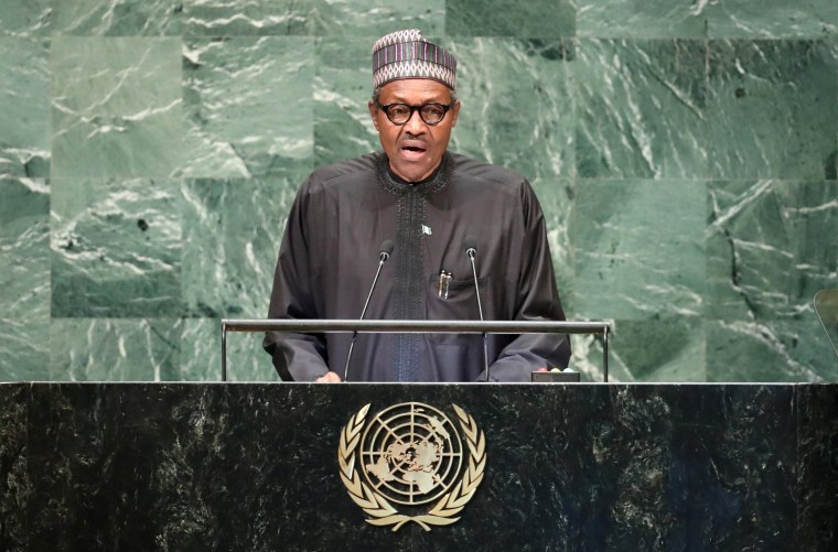 Nigeria's President Buhari denies dying, being replaced by ...
