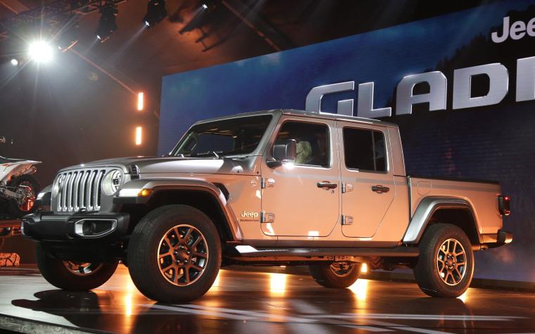 Image: Jeep Gladiator