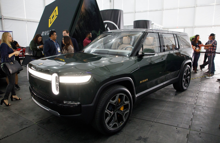 Image: The Rivian R1S