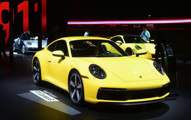 Image: Porsche 911