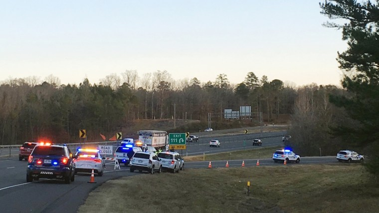 Image: Arkansas bus crash