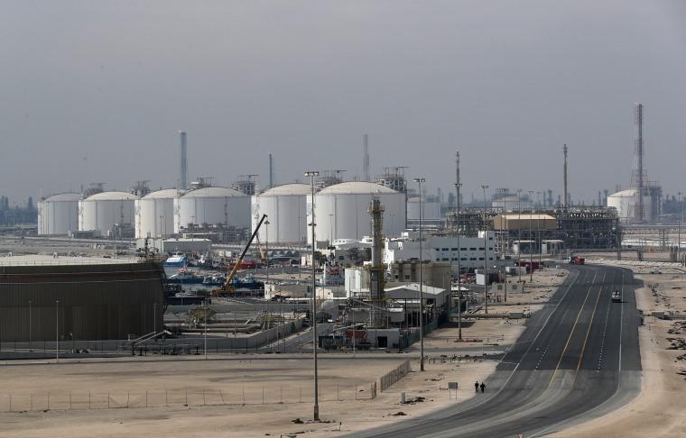 Image: Ras Laffan Industrial City Qatar