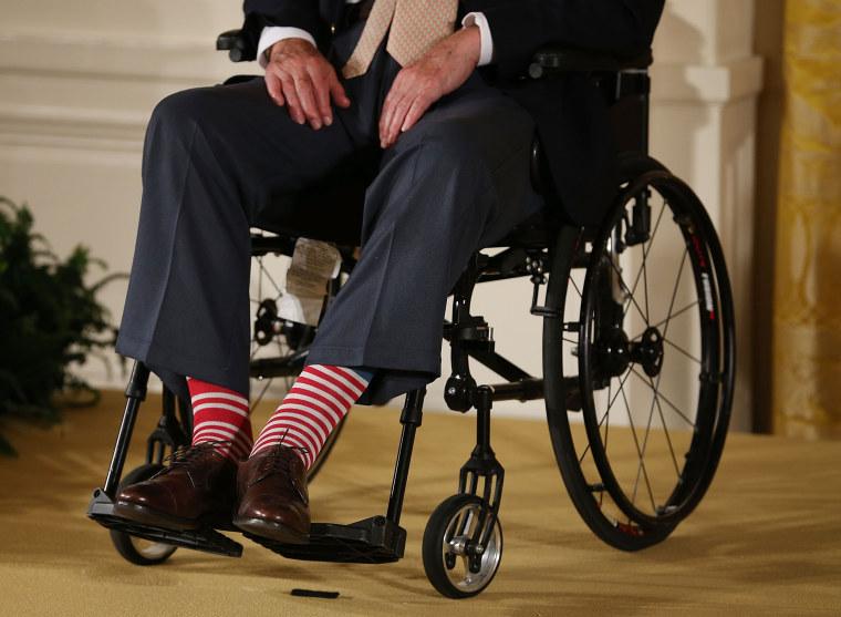 Image: George H. W. Bush