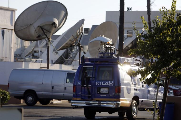 Tribune Ratings Tied to Newspaper Debt Shift