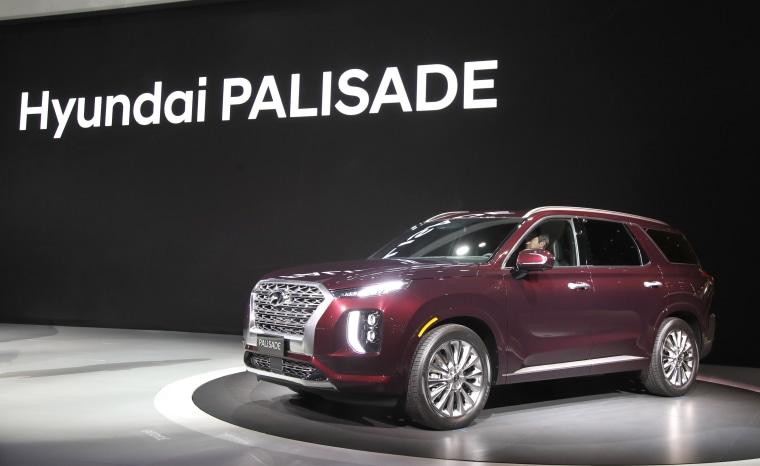 Image: Hyundai Palisade