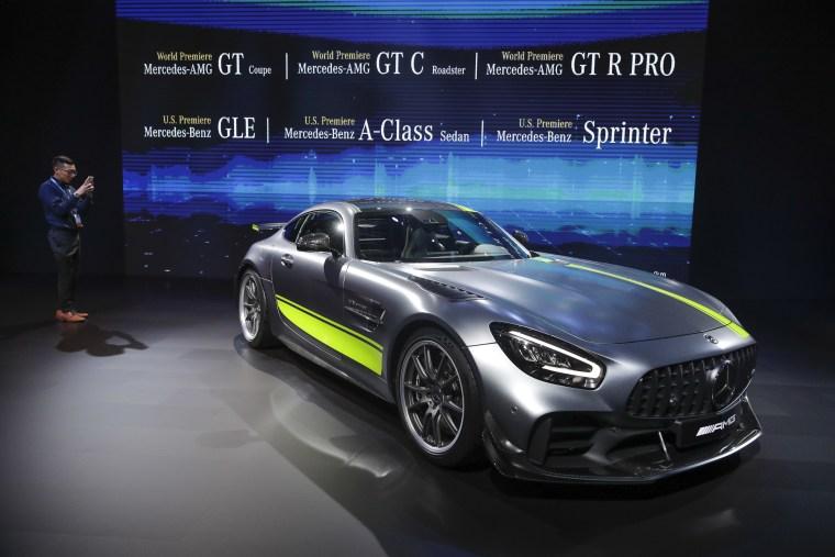 Image: Mercedes-Benz GT Pro