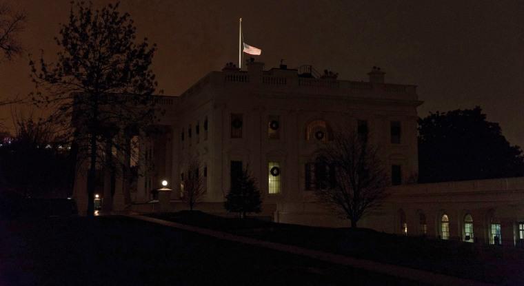 Image: US-POLITICS-Bush