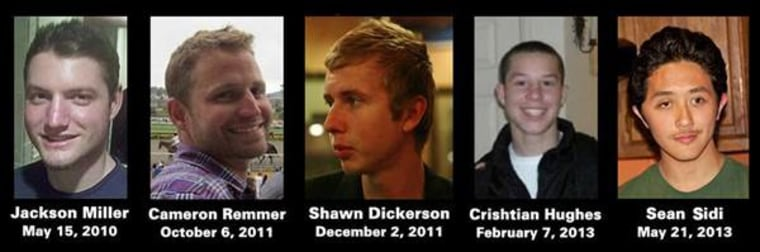 Five years of Dateline's Missing in America: 109 still missing
