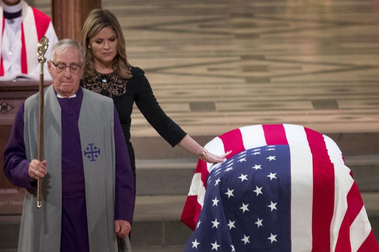 Image: George H.W. Bush dies at 94