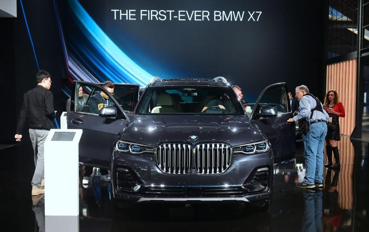 Image: BMW X7