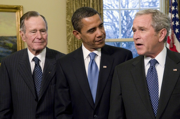 After All These Years Is Bush >> The Long Fallout Of President George H W Bush S Complicated Racial