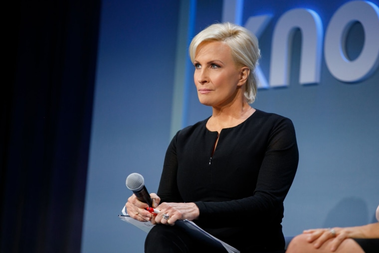 Mika Brzezinski at her Know Your Value conference in San Francisco on Dec. 1.