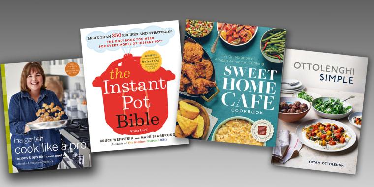 Image: Best cookbooks