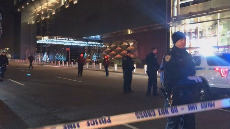 Image: NYPD, CNN Bomb Threat