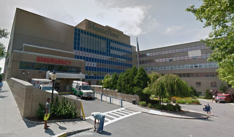 Montefiore Medical Center, Wakefield Campus, in the Bronx, New York.