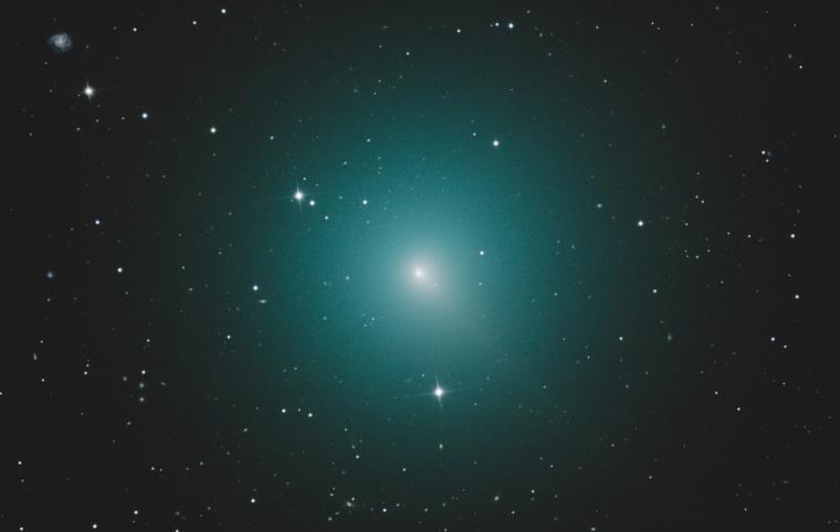 Image: Comet 46P