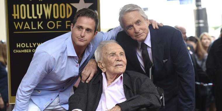 How to live longer: Kirk Douglas, 102, shares longevity tips