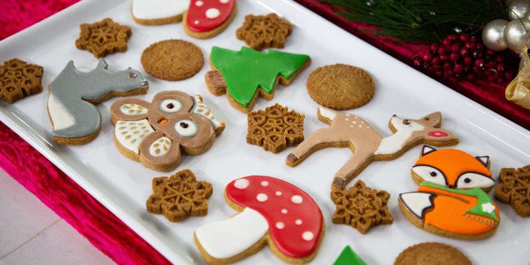 Gesine Bullock-Prado's Rugelach + Holiday Spice Cookies