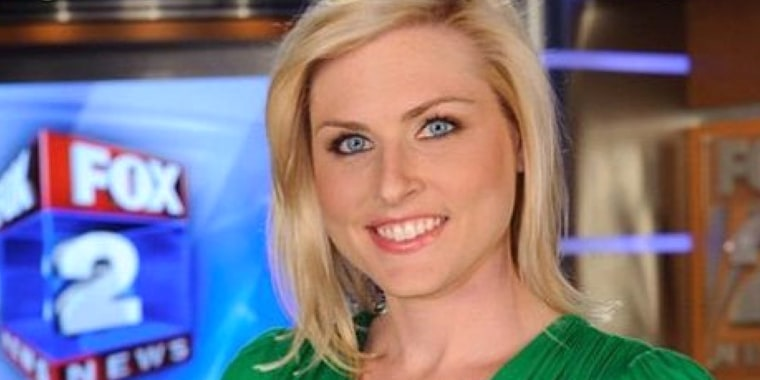 Fox 2 News in Detroit is mourning the loss of their meteorologist Jessica Starr; the 35-year-old mother of two took her own life.