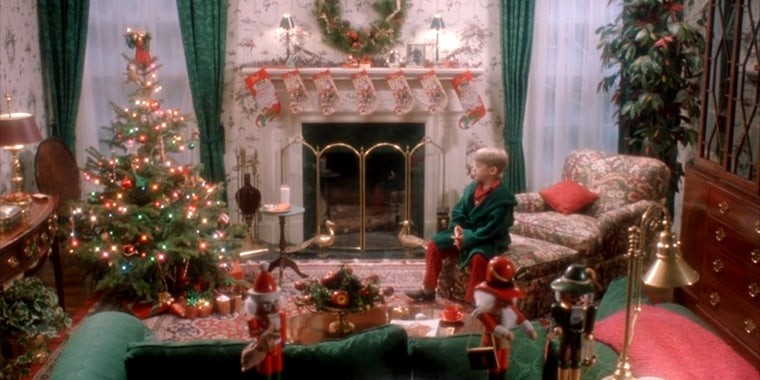 Alone For Christmas.Here S What The Home Alone House Would Look Like Now