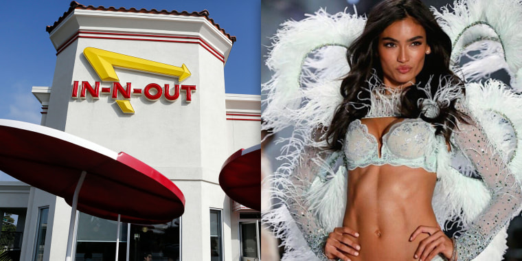 """Victoria's Secret model accused of """"fat shaming"""" with odd workout videos"""