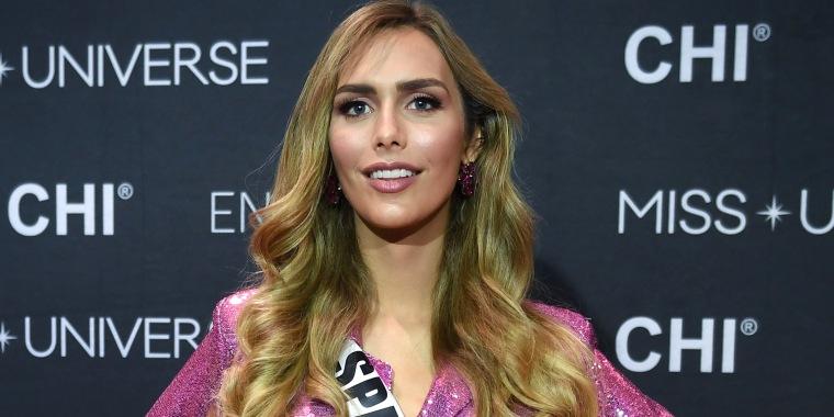 Miss Spain 2018 Angela Ponce