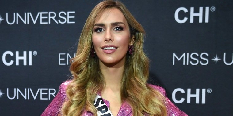 Miss Spain 2018 Angela Ponce