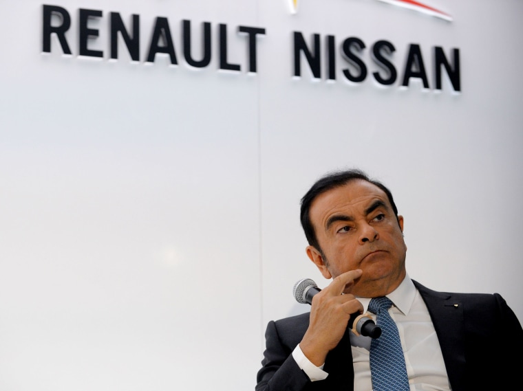 Image: Carlos Ghosn