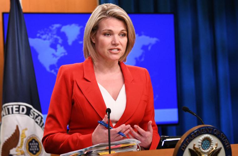 Image: Heather Nauert Nominated as US Ambassador to the UN
