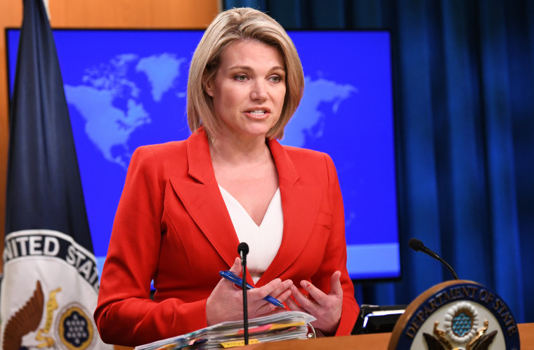 Heather Nauert, Trump's pick for U.N. ambassador, is unlikely to enjoy Nikki Haley's global respect