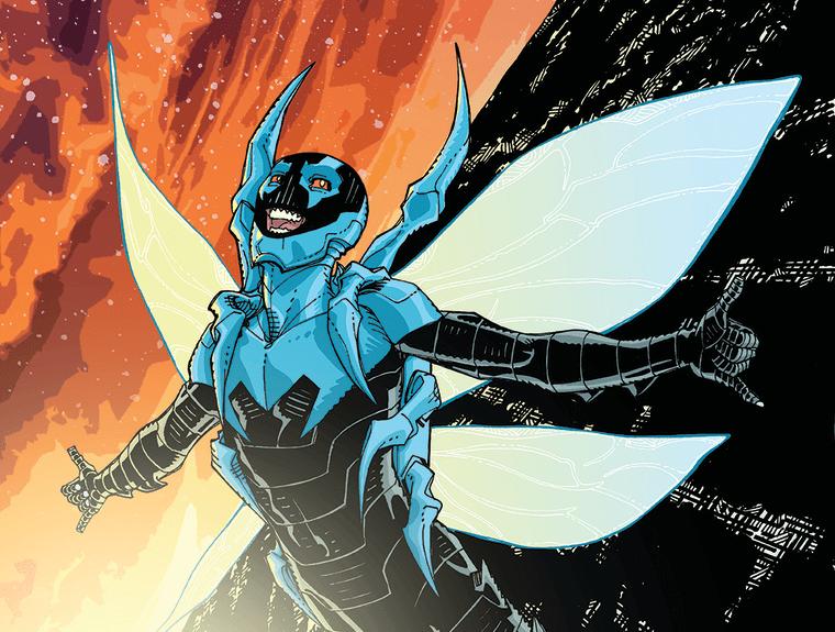 Image: Blue Beetle
