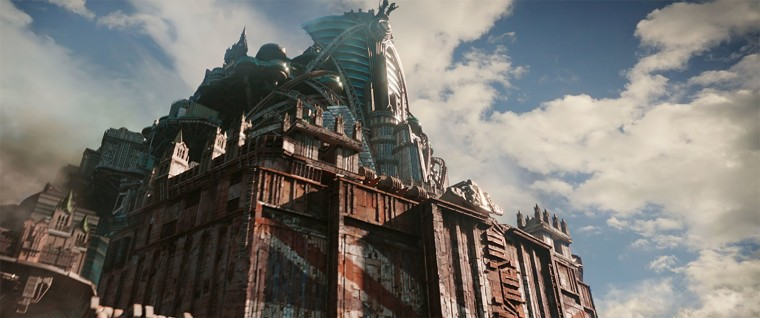 Image: Mortal Engines