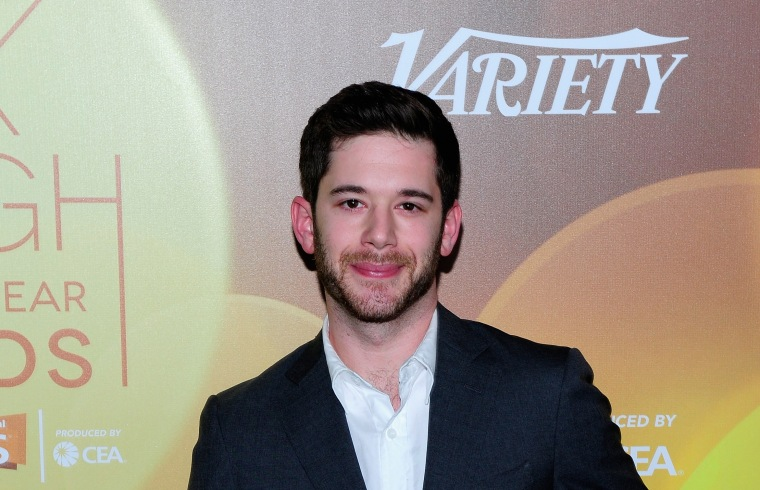 Honoree Colin Kroll attends the Variety Breakthrough of the Year Awards during the 2014 International CES in Las Vegas on Jan. 9, 2014.
