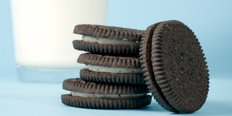 Oreo's new dark chocolate flavor