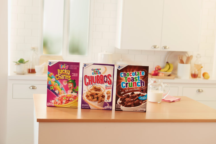 General Mills has plenty of flavorful ideas for breakfast in store next year.