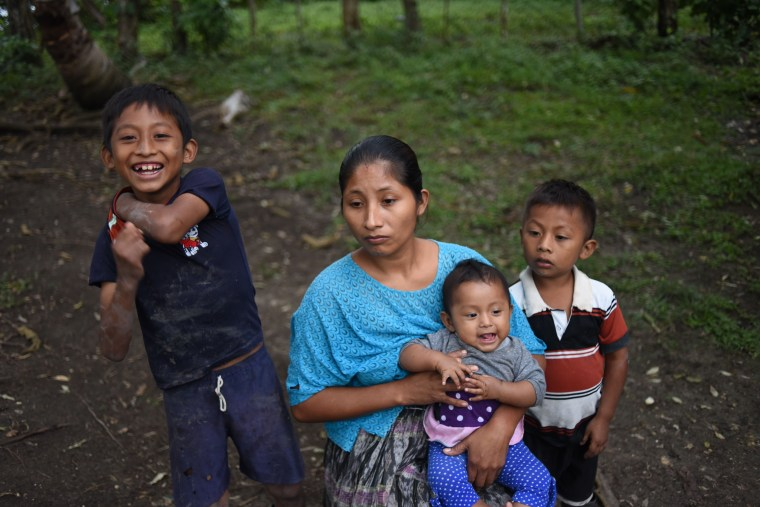 Image: GUATEMALA-US-MIGRATION-CHILDREN-DEATH