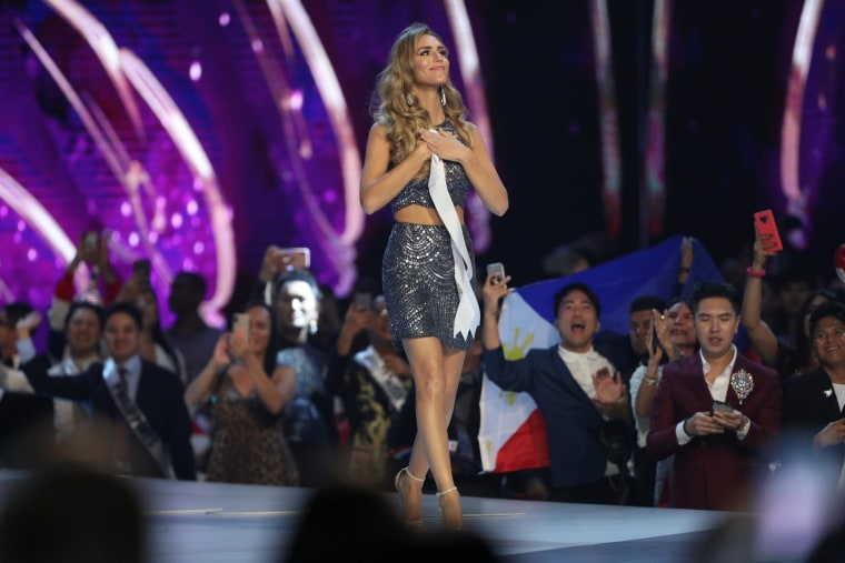 Image: Miss Universe pageant