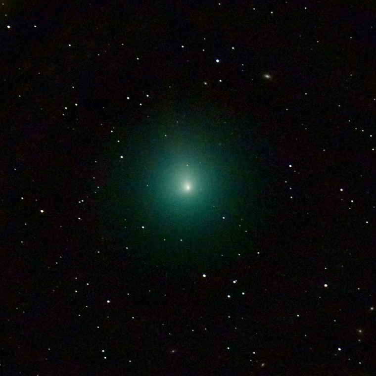 2020 Christmas Comet The 'Christmas comet' is back for another visit. Here's how to see it.