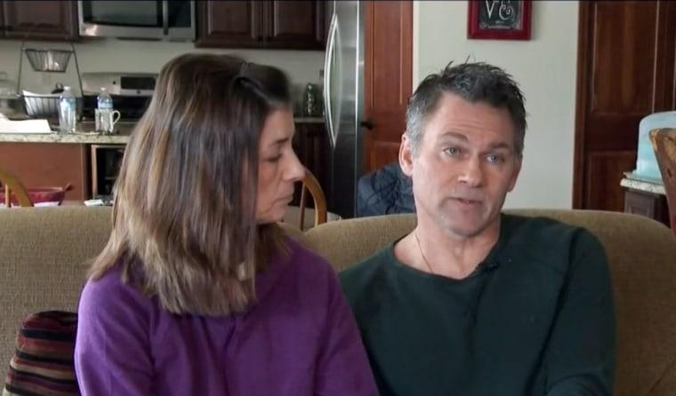 Linda and Jeff Hullibarger