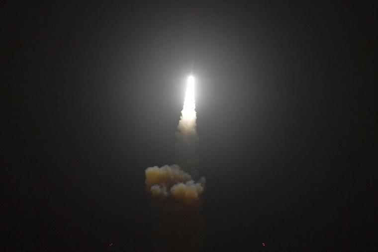 Image: Missile Defense System