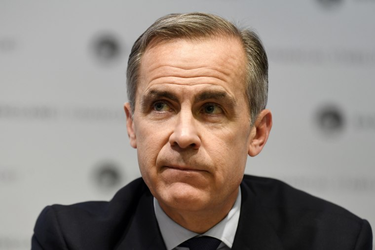 Image: Bank of England Governor Mark Carney