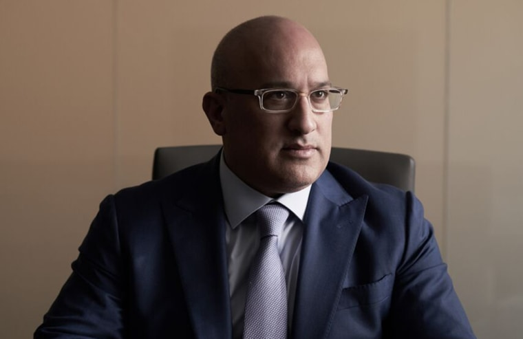 Image: Aryeh Bourkoff, chief executive office of LionTree Advisors.
