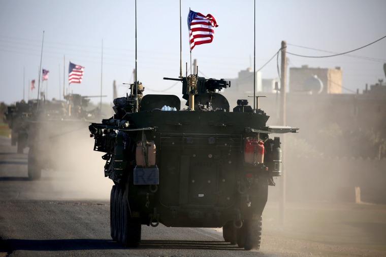 Image: US Troops Syria