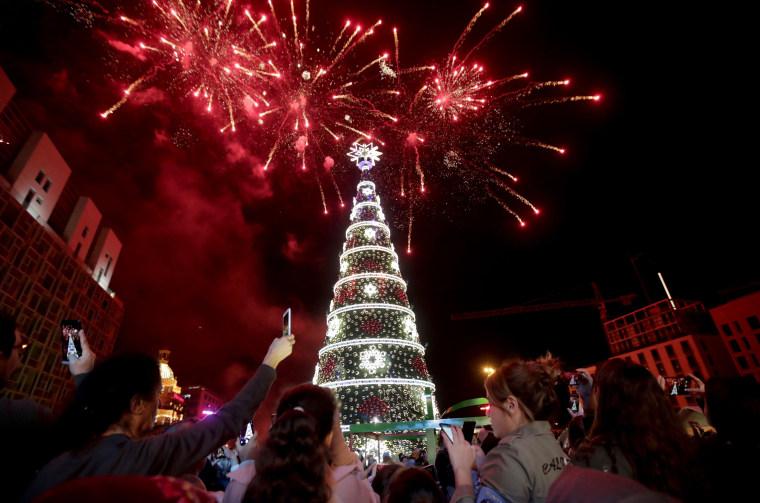 Image: Lebanon Christmas