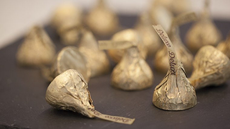 Check out these new giant Hershey's Kisses