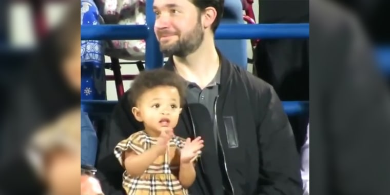 Why it's OK to call Alexis Ohanian 'Serena Williams' husband'
