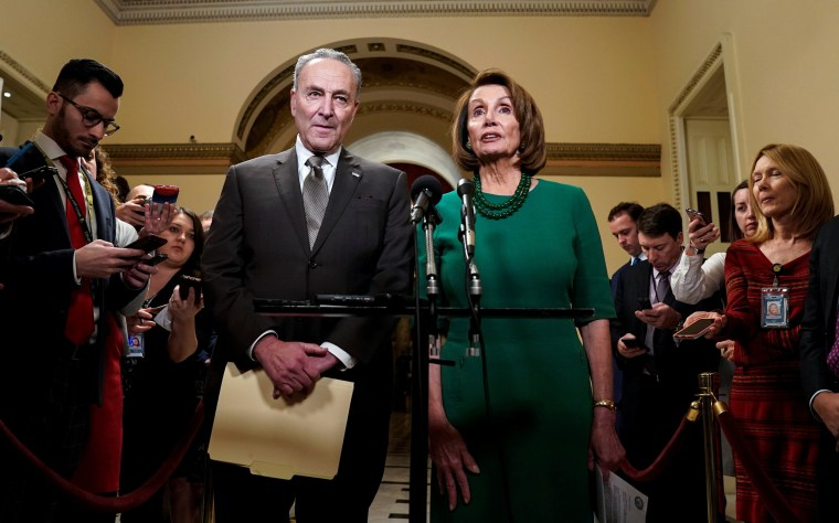 Image: Chuck Schumer Nancy Pelosi